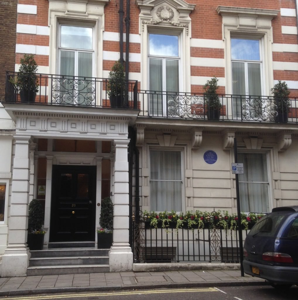 Find It Apartments: 20 Hertford Street Serviced Apartments